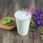 Homemade Coconut Lemonade