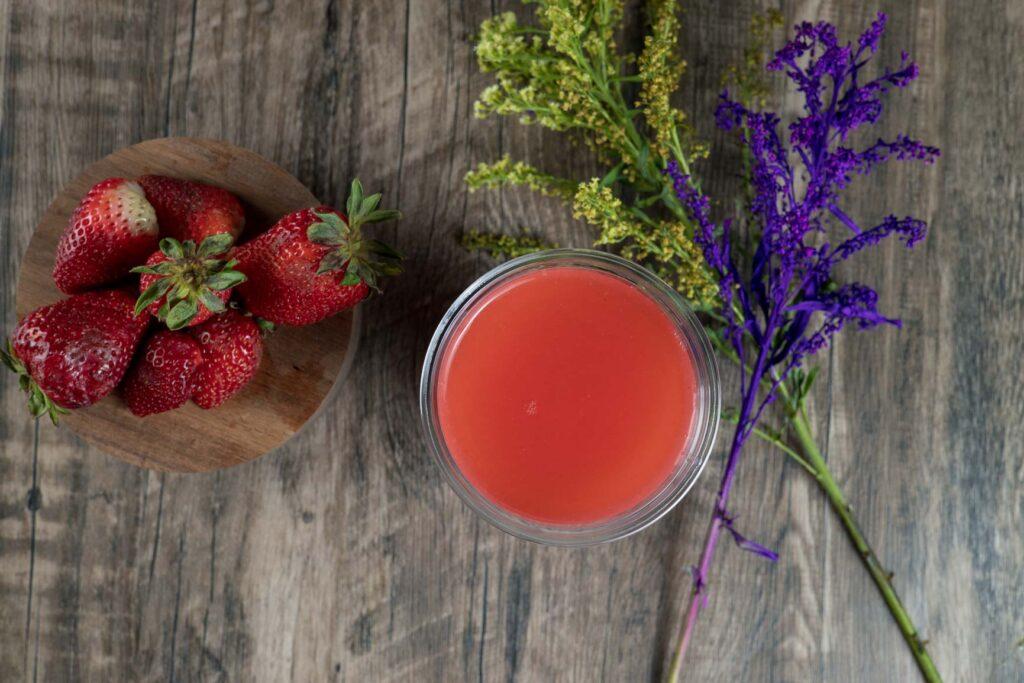 Foodrockett strawberry LEMONADE 1