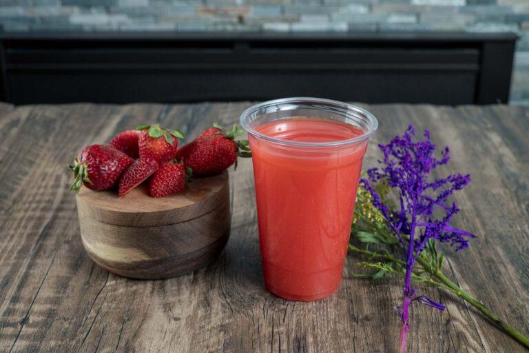 Foodrockett strawberry LEMONADE 3