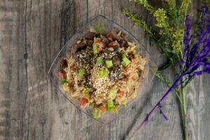 Spanish Fried Rice beef 2