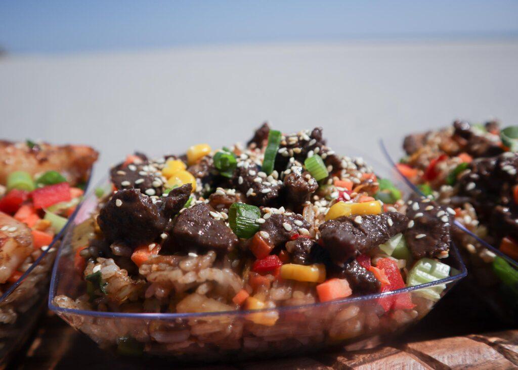 Foodrockett Hibachi beef 1