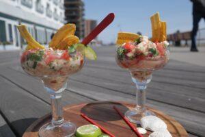 Foodrockett Latin Food Ceviche