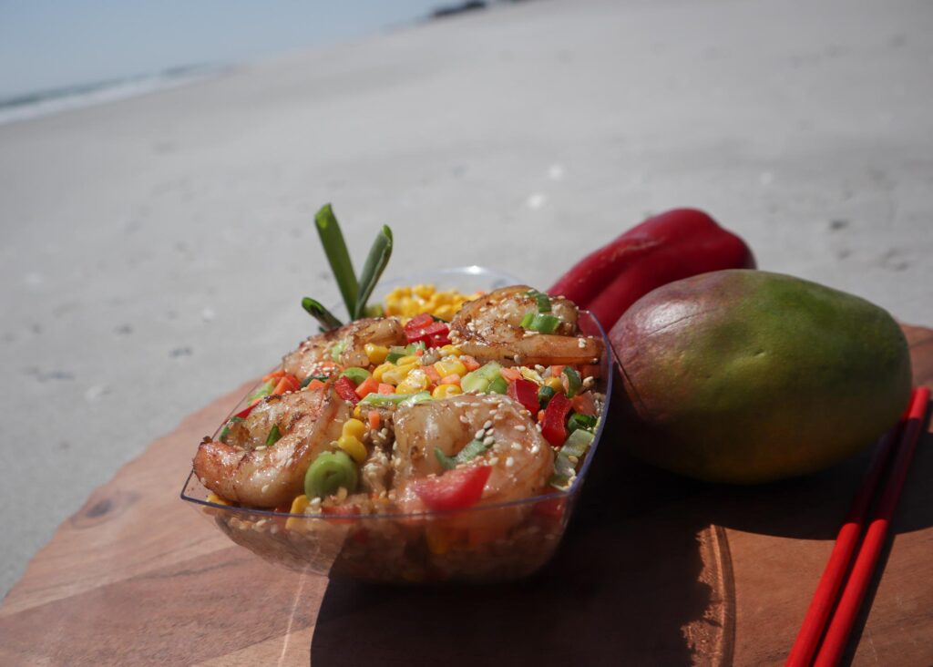 Foodrockett Hibachi SHRIMP 5