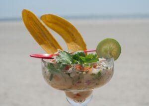 foodrockett menu ceviche fish 3