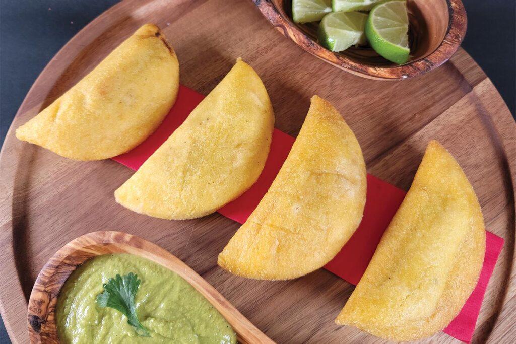 Latin Food Empanda
