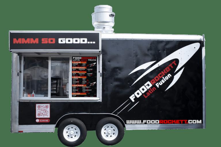 LATIN FOOD TRUCK