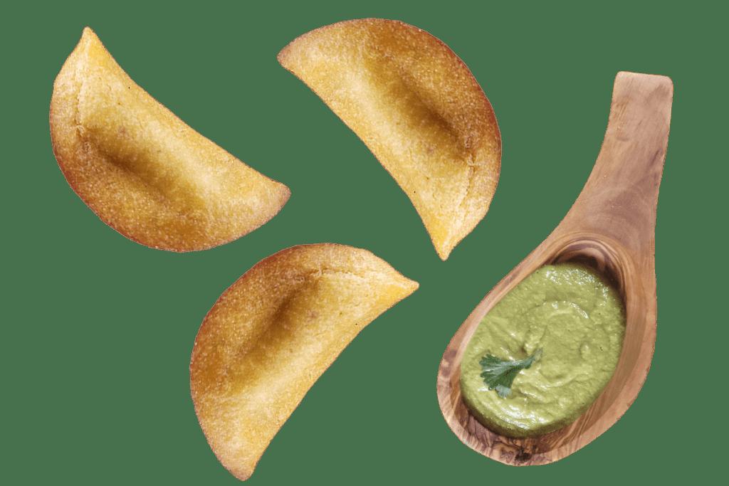 Colombian Food Empanadas