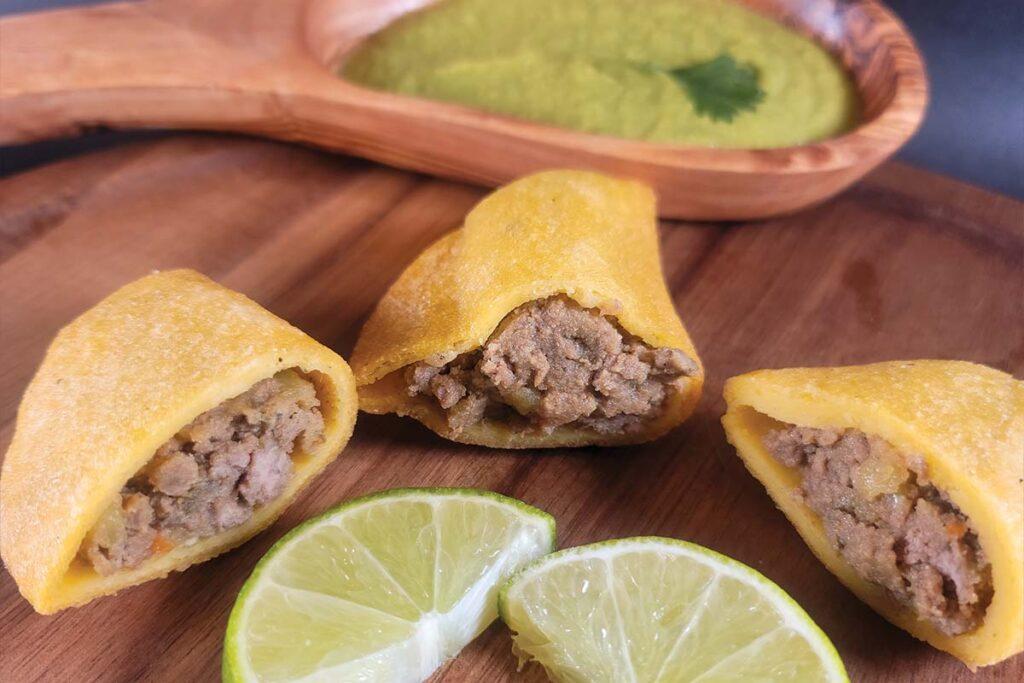 Spanish Food Empanadas
