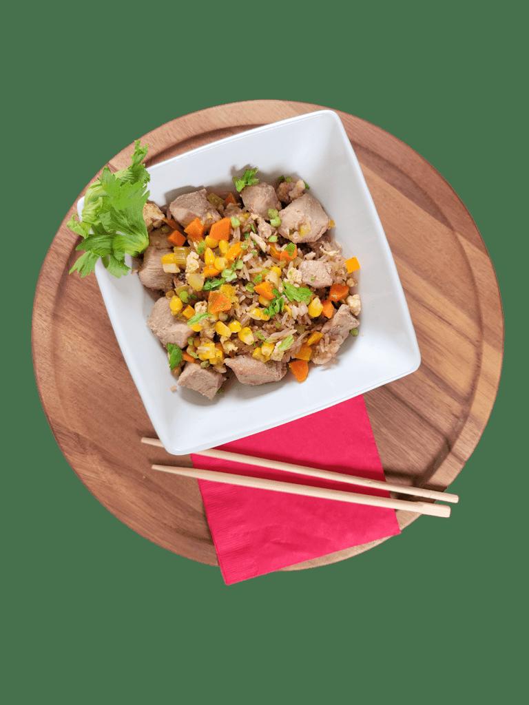 spanish food hibachi
